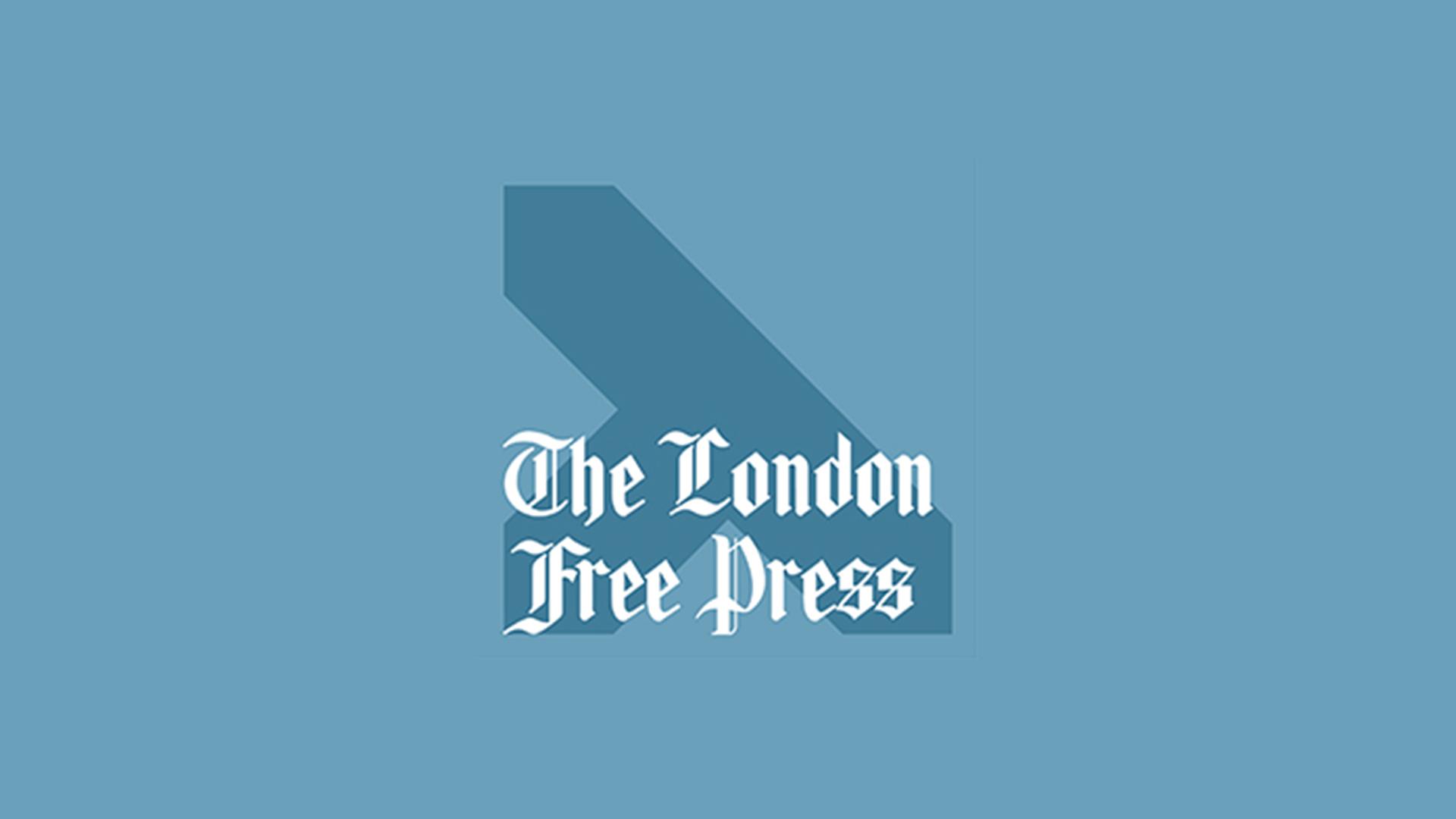 london free press logo